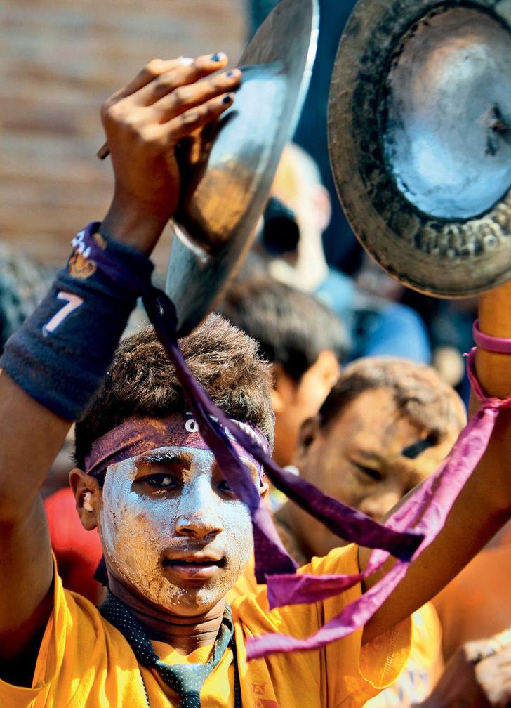 Фото №1 - Новый год в Непале