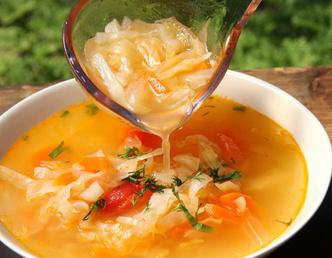 Вегетарианский суп, суп из овощей, рецепты супов