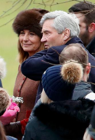 Фото №5 - Почему родителей герцогини Кейт больше не приглашают на важные события