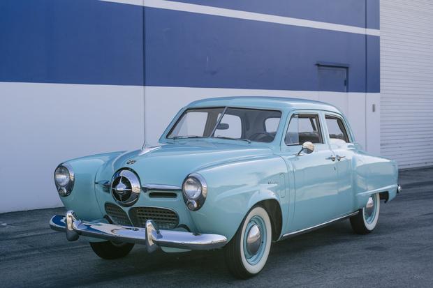Фото №2 - Автомобильная коллекция Фредди Меркьюри