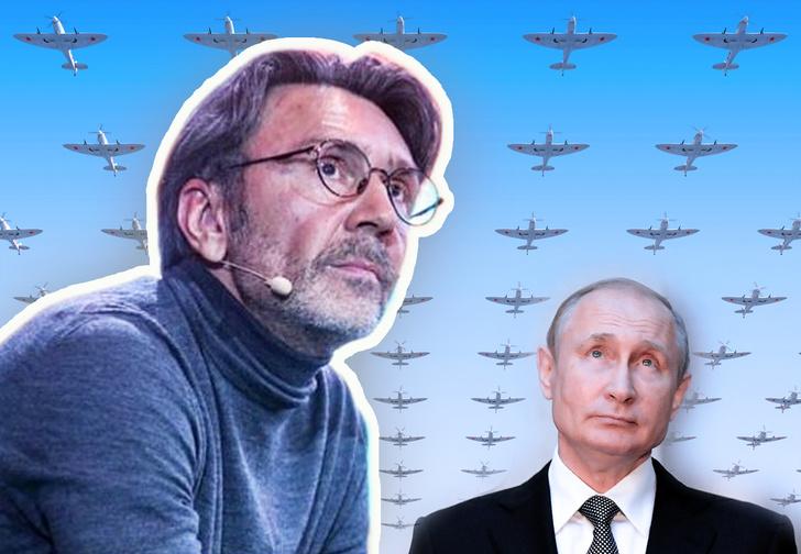Фото №1 - Шнур написал язвительные стихи про обещание Путиным авиапарада и салютов на 9 Мая