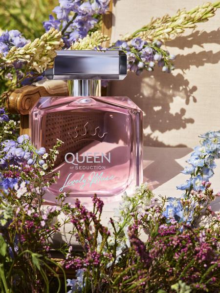 Фото №1 - Queen of Seduction Lively Muse: новый женский аромат от Antonio Banderas Perfumes