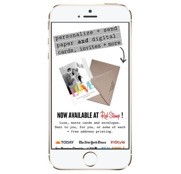Red Stamp Cards приложение