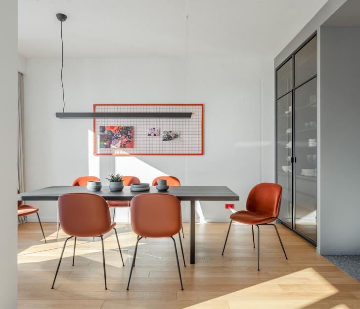 Фото №2 - Квартира 260 м² для семьи с тремя детьми и собакой
