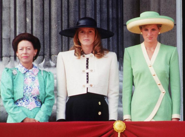 Фото №2 - Что сказала принцесса Маргарет после развода принца Эндрю и Сары Фергюсон