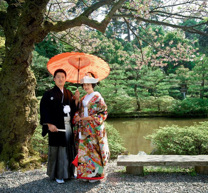 Фото №4 - Свадьбы народов мира: как выглядят молодожены Боливии, Японии, Лаоса и других стран