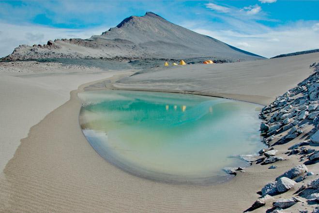 Фото №3 - Песчаные дюны Антарктиды: cамое сухое место на Земле