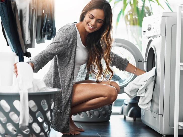 Фото №1 - 7 способов навсегда избавиться от неприятного запаха в стиральной машине