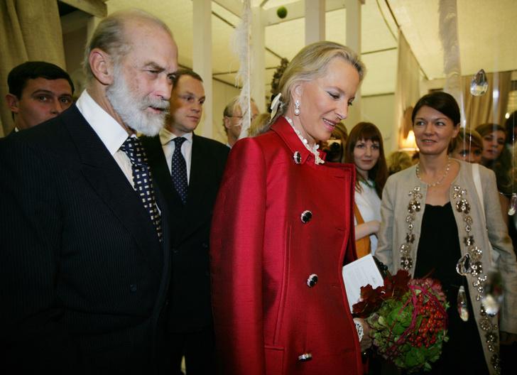 Фото №4 - Самый русский британский принц: 5 фактов о Майкле Кентском, кузене Елизаветы II