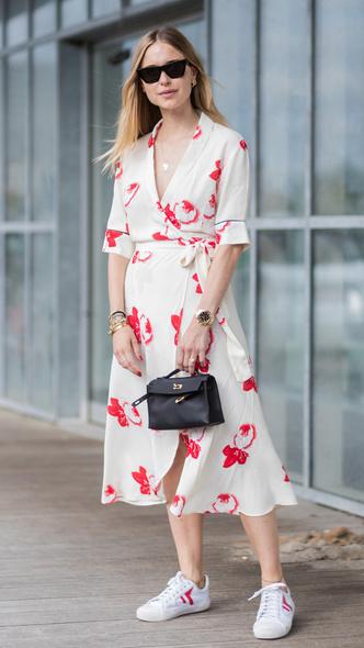 Фото №7 - Летняя классика: что такое чайное платье (и где найти самое модное)