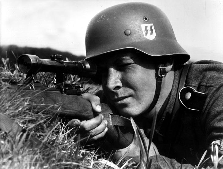 Фото №7 - Сидячая работа: 5 главных мифов о снайперах