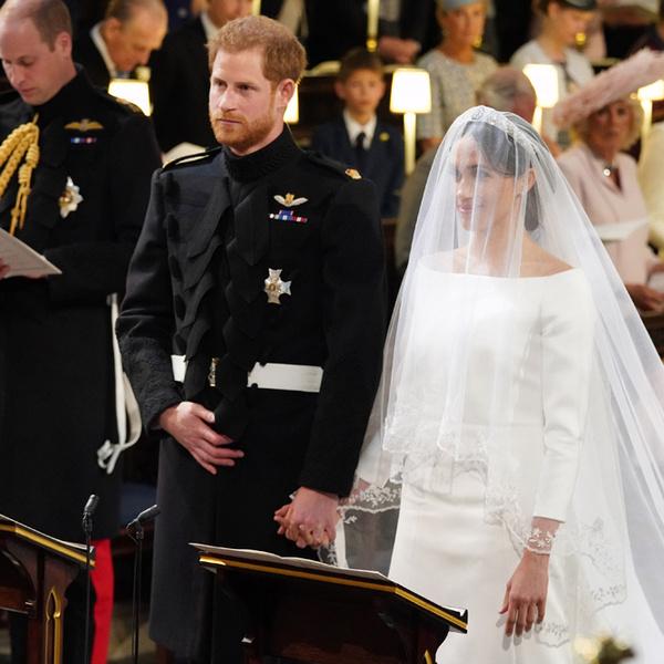 Фото №57 - Свадьба Меган Маркл и принца Гарри: как это было (видео, фото, комментарии)