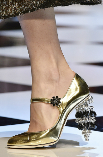 Фото №99 - Самая модная обувь сезона осень-зима 16/17, часть 1