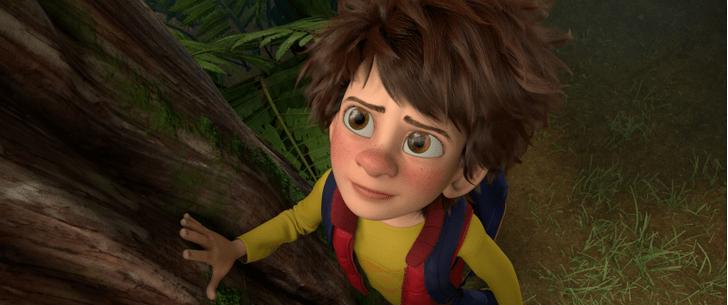 Фото №2 - Очень хороший мальчик: героя из какого мультфильма озвучил Семен Трескунов?