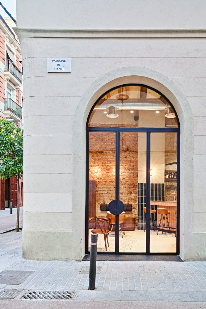 Фото №2 - Ресторан Nina в Барселоне