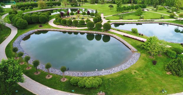 Фото №4 - Венеция, Англия, Восток: 5 садов Millennium Park