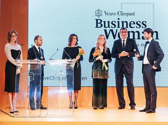 Фото №3 - Итоги международной бизнес-премии Veuve Clicquot Business Woman Award