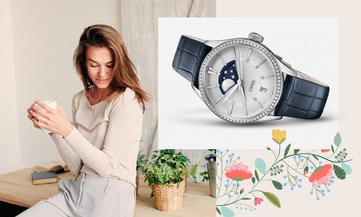 Фото №2 - Гид по Новому году: какие часы выбрать в подарок