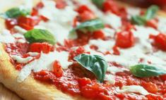Как приготовить пиццу «Маргарита» на сковороде за 10 минут