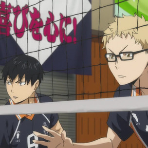 Фото №5 - Тест: Кто твой соулмейт из аниме «Волейбол!!»? 🏐