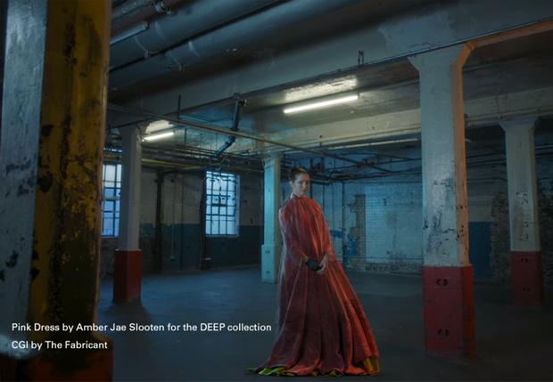 Фото №1 - Модельный дом продает одежду, которой на самом деле не существует (фото и видео)