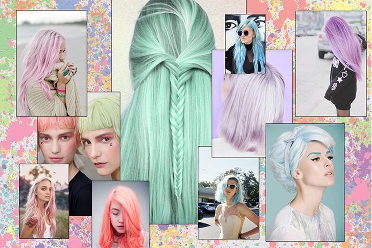 Фото №3 - 10 тенденций в цветном окрашивании
