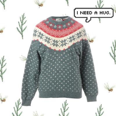 Фото №1 - Тест: Выбери рождественский свитер, а мы скажем, кто согреет тебя в 2021 году