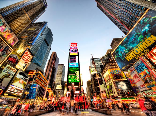 Фото №1 - Нью-Йорк, Нью-Йорк: Сыграем на контрастах?