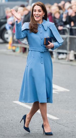 Фото №5 - Пальто на весну, как у Кейт Миддлтон: где найти самые актуальные модели