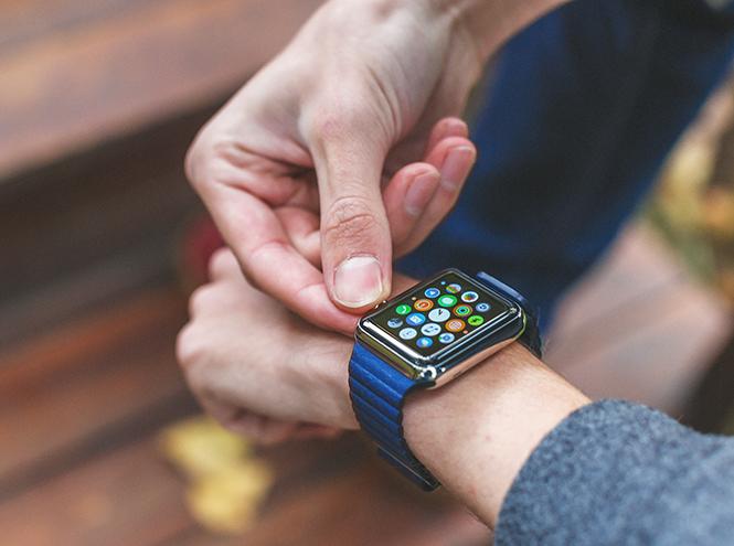 Фото №2 - Пять небанальных способов использовать Apple Watch каждый день