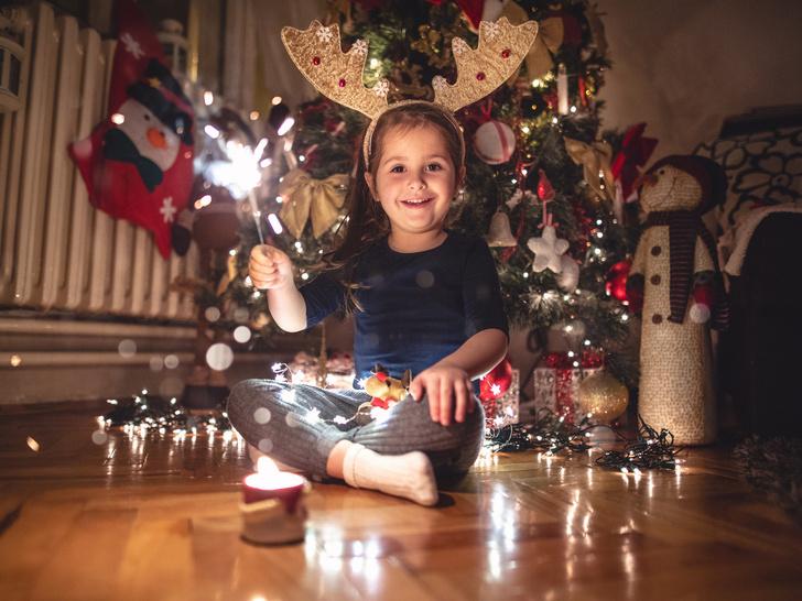 Фото №1 - Почему у моего ребенка не будет Нового года