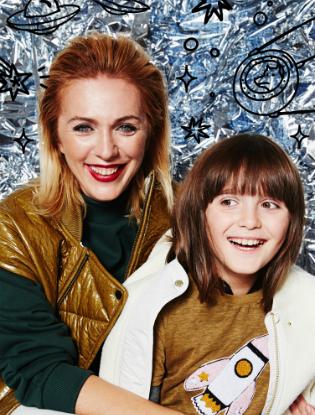 Фото №3 - Звездные мамы и дети в лукбуке H&M Studio Kids