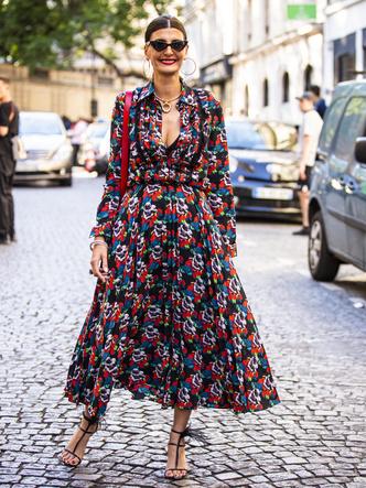 Фото №3 - Летняя классика: что такое чайное платье (и где найти самое модное)