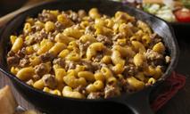 Аппетитное угощение: макаронная запеканка с фаршем в духовке
