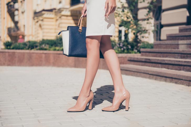 Фото №2 - Главный враг красивых ног: найти и обезвредить