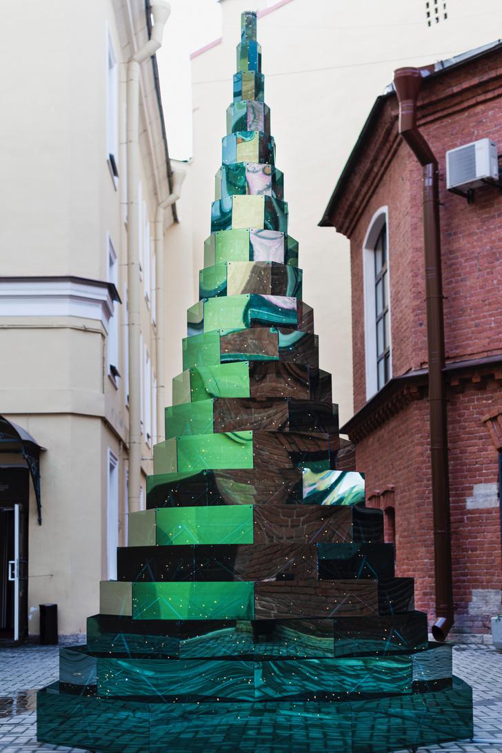 Фото №5 - Арт-объект Арно Лапьера в Санкт-Петербурге