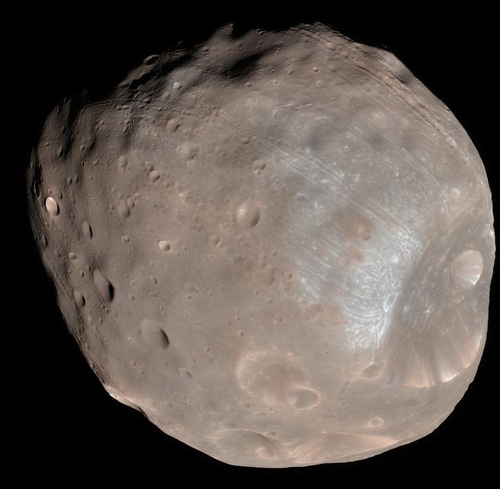 Фото №1 - У Марса появится кольцо, как у Сатурна