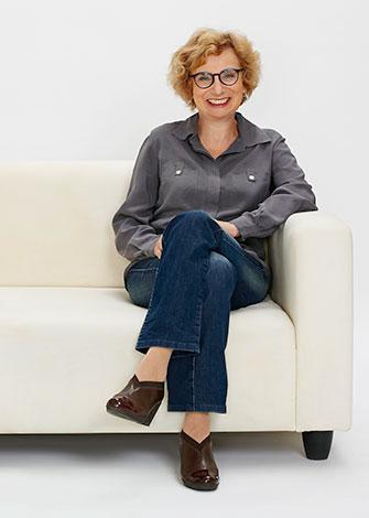 Анна Варга, семейный системный психотерапевт
