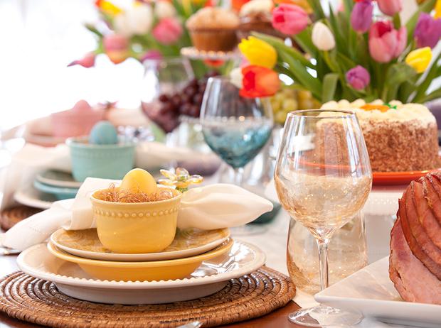 Фото №1 - Пасхальные завтрак, обед и ужин: что готовить (советы от шеф-поваров)