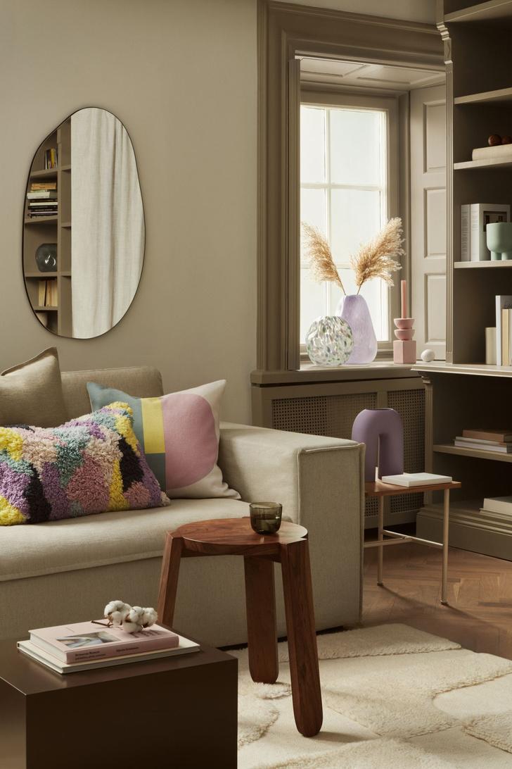Фото №5 - Фиолетовый цвет в интерьере: 6 стильных идей