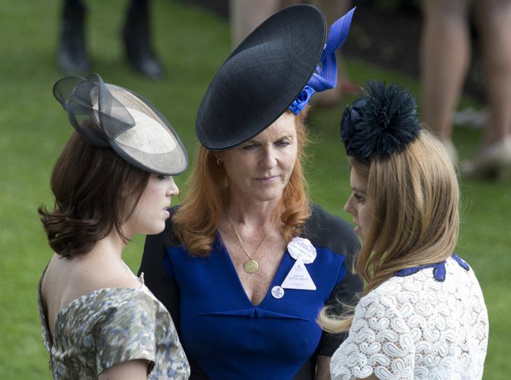 Фото №3 - Почему Саре Фергюсон сохранили титул герцогини после развода
