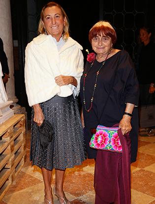 Фото №6 - На Венецианском кинофестивале прошел вечер Miu Miu Women's Tales