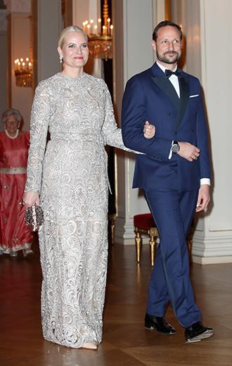 Фото №24 - Кейт Миддлтон и принц Уильям в Норвегии: день первый