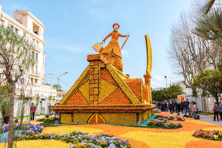 Фото №1 - Фестиваль лимонов
