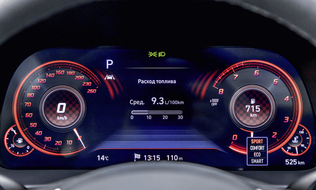 Фото №3 - Hyundai Sonata: страшная сила