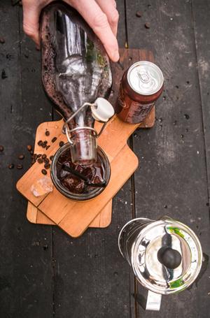 Фото №12 - Мятный, десертный, газированный: три рецепта холодного кофе для жаркого лета