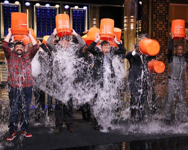 Фото №1 - Что такое ALS Ice Bucket Challenge, и почему звезды обливаются ледяной водой?
