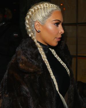 Фото №3 - Коса наоборот: схема плетения с фото