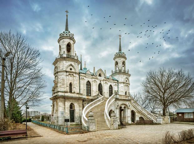 Фото №2 - 12 мест в России, которые напомнят вам о Европе, Америке и Азии