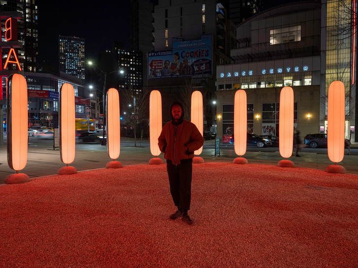Фото №2 - Breathing Pavilion: инсталляция Экене Иджеома в Бруклине